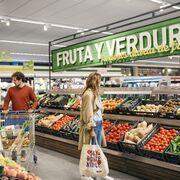 Aldi vende en productos frescos 4 de cada 10 euros de la compra