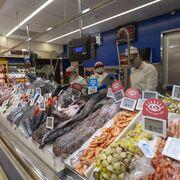 El gasto en supermercados en Navidad resistió pese a la Covid
