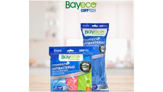 Bayeco Copptech Antibacterias ya está disponible en los lineales de la Gran Distribución