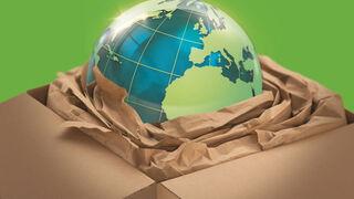 Amazon, Alcampo y Eroski tienen los embalajes más sostenibles para la compra online