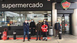 Gadisa suma un nuevo Claudio Express en Carballo (A Coruña)