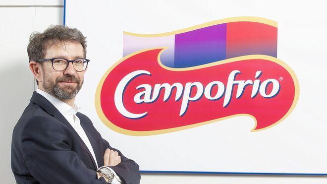 Javier Dueñas, nuevo director general de Campofrío