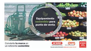 Grupo Araven OM: equipamiento sostenible para punto de venta