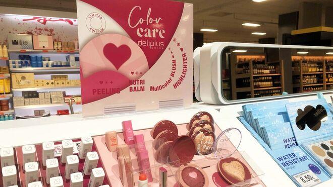 Mercadona presenta su nueva colección limitada de cosmética de Deliplus