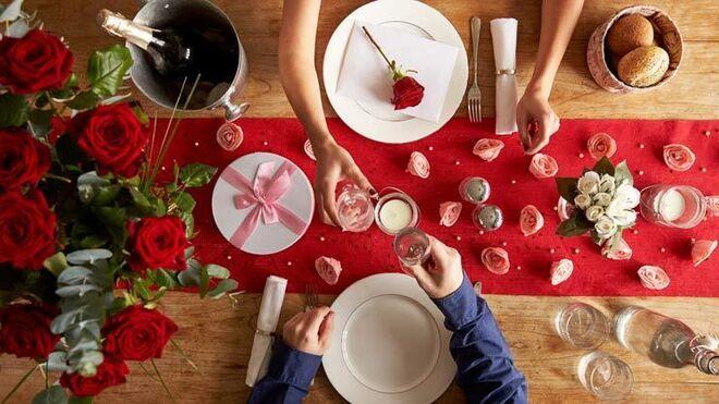 Un San Valentín gourmet sin salir de casa
