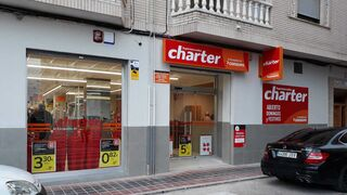Charter abre tres nuevos supermercados: dos en Barcelona y uno en Valencia