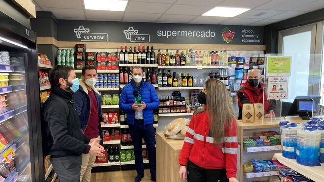 Gadisa avanza con su enseña Claudio Express y abre una nueva tienda en Taboada (Lugo)