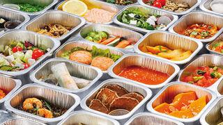 El consumo de platos preparados en el hogar creció el 8,7% debido a la pandemia