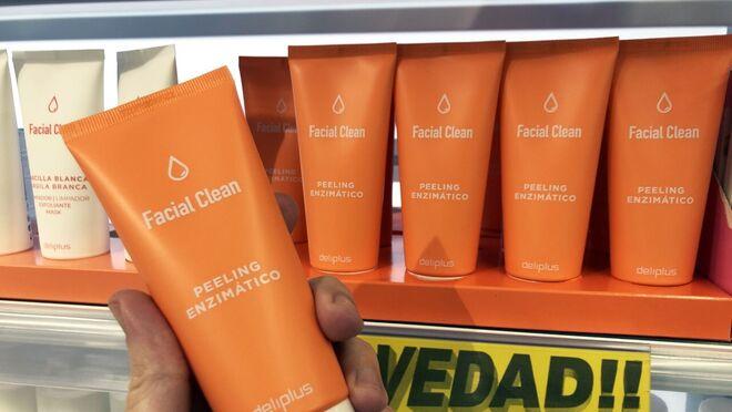 Mercadona lanza su nuevo Peeling Enzimático Facial