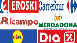 Cuotas de  los supermercados en España: la pandemia modifica el Top 3 de la distribución