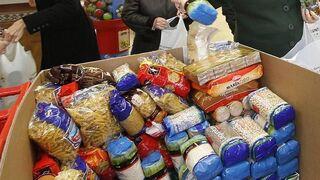 Las donaciones de los súper, reflejo de la alarmante situación social en España