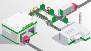 Sostenibilidad: así funciona el sistema de cajas reciclables de Mercadona