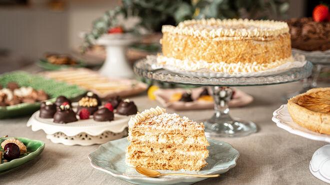 Sobre tartas, conjuros y cómo con un dulce las penas son menos