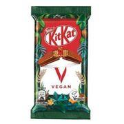 Nestlé lanza 'KitKat V': el snack de chocolate vegano