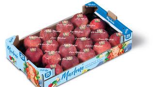 Más de 100 millones de manzanas Marlene estrenan su nueva imagen