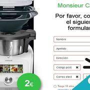 Robot de cocina de Lidl por 2 euros: la nueva estafa que llega por email