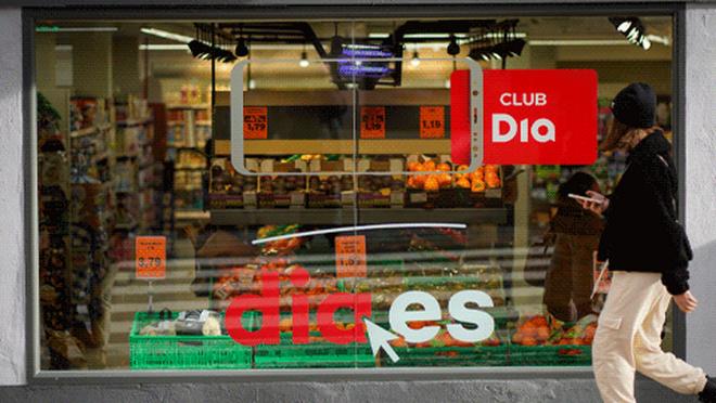 Dia eleva el 7,8% sus ventas en España gracias a los frescos, la reconversión de tiendas y la venta online