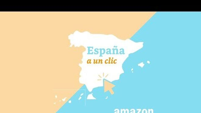Amazon apuesta por el producto local con su campaña 'España a un clic'