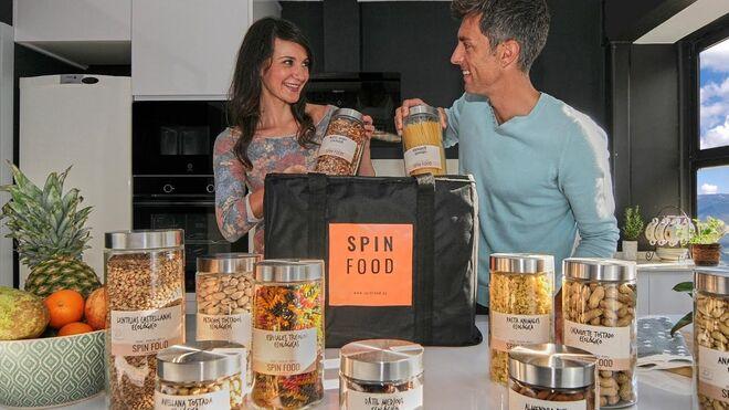 Spin Food: el supermercado online sin plásticos ni residuos