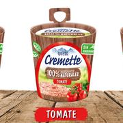 TGT y Hochland Española lanzan al mercado la gama de queso untable Cremette