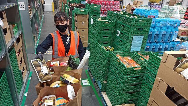 Amazon y Dia amplían su alianza para el supermercado online