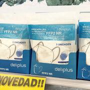Mercadona comienza a vender mascarillas FFP2 en sus supermercados