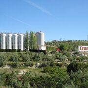 La fábrica de Heineken en Jaén, primera cervecera cero emisiones de España