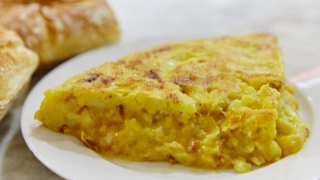 Los 8 mejores restaurantes para pedir una tortilla de patata a domicilio
