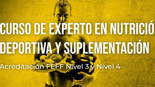 Así es el curso de Nutrición Deportiva de FiveStarsFitness