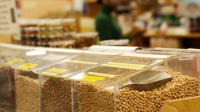 Venta a granel, sin plásticos... el súper del futuro es una vuelta al pasado