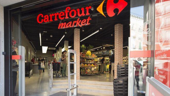 Carrefour convierte las tiendas Supersol en Express, Market y Supeco
