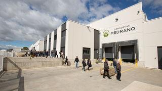 Conservas Medrano ampliará el 30% su producción