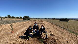 Agua Mineral San Benedetto celebra el Día del Árbol repoblando sus bosques