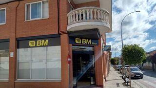 BM pone en marcha una nueva franquicia BM Shop en Ribaforada (Navarra)