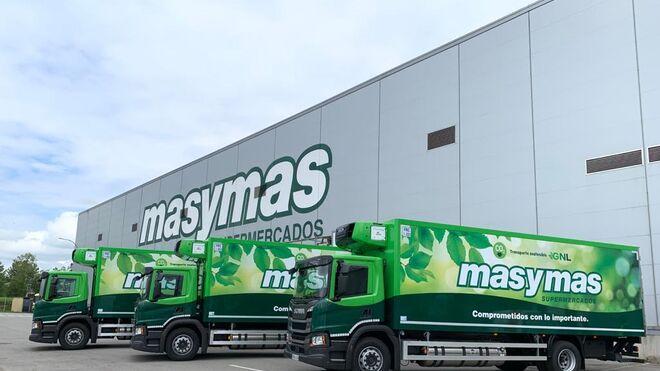 Supermercados masymas crece el 13,5% en ventas en 2020