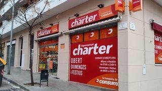 Charter abre nuevos súper en Valencia y Sant Feliu de Llobregat (Barcelona)
