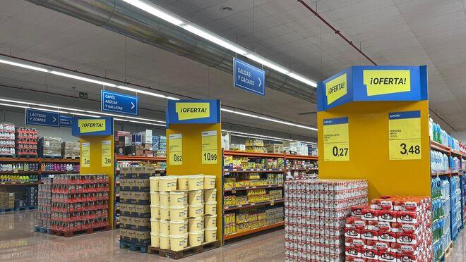Dialsur renueva las instalaciones de su Cash & Carry de Alicante