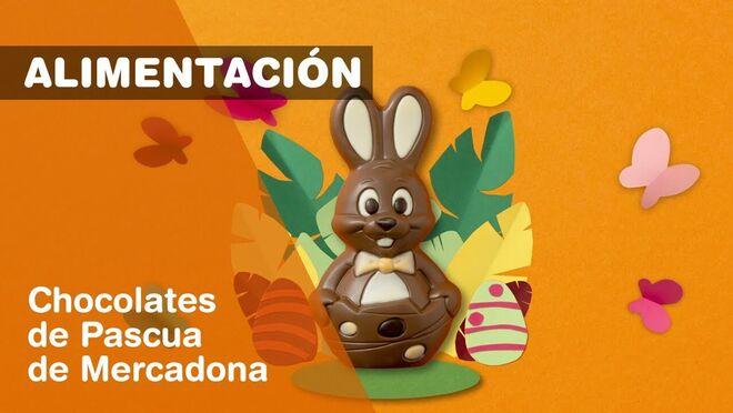 Mercadona lanza su nuevo surtido de chocolates y dulces de Pascua