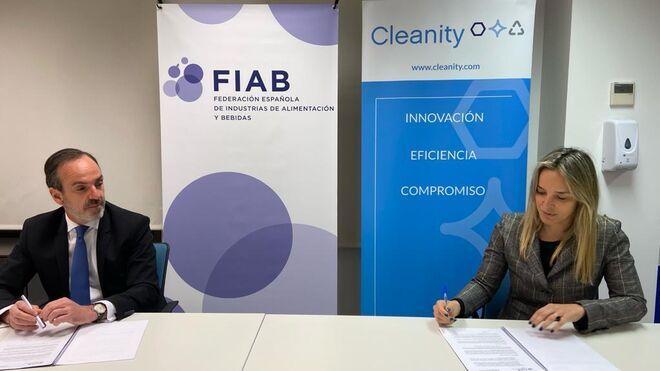Fiab y Cleanity renuevan su apuesta por la seguridad alimentaria y la higiene industrial