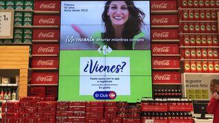 Carrefour quiere llegar a los 9 millones de socios en su club de fidelización