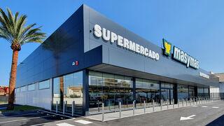 Juan Fornés Fornés (masymas) inaugura un supermercado ecoeficiente en El Verger