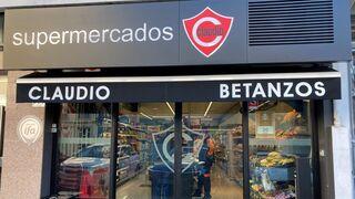 Gadisa inaugura un nuevo supermercado Claudio en Betanzos (A Coruña)