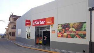 Charter inaugura cuatro supermercados en Valencia, Barcelona y Albacete