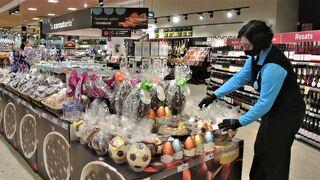 Caprabo prevé un aumento del 20% en la venta de monas de Pascua