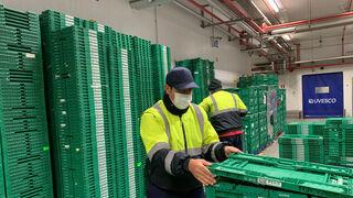 BM Supermercados evitó 1.000 toneladas de residuos con sus cajas reutilizables