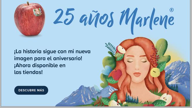 Marlene arranca su campaña de comunicación en España