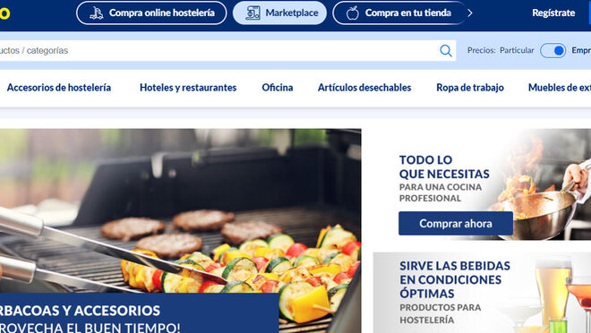 Makro lanza una guía con las soluciones digitales y servicios para impulsar la hostelería