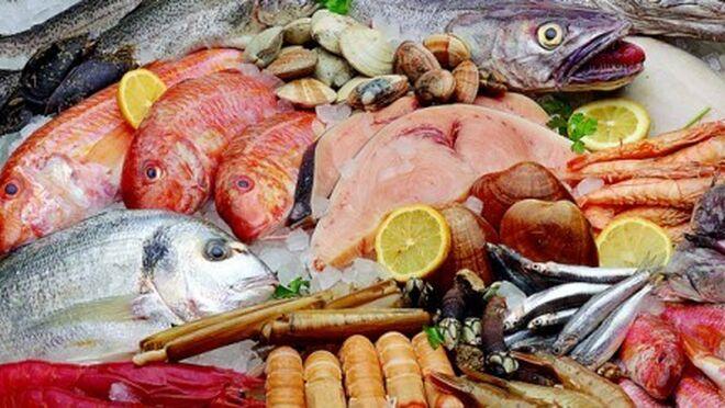 La facturación de productos del mar crece por encima del conjunto de la alimentación