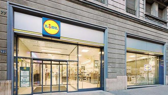 Lidl invierte 2,4 millones en su nuevo súper del centro de Málaga