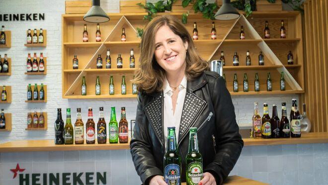 Lucía López-Rúa, nueva directora de Marketing de Heineken España